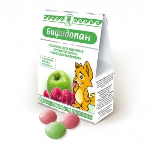 Конфеты обогащенные пробиотические Бифидопан  г. Екатеринбург